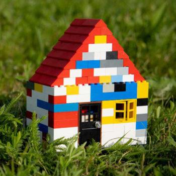 Lego-Haus von Gemeinsam in Garching