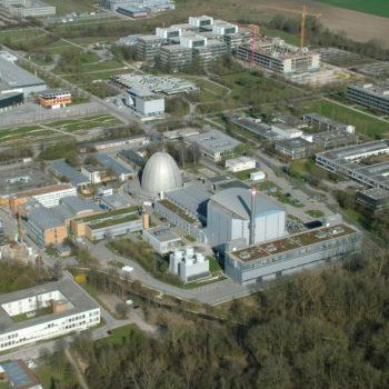 Luftbild TUM